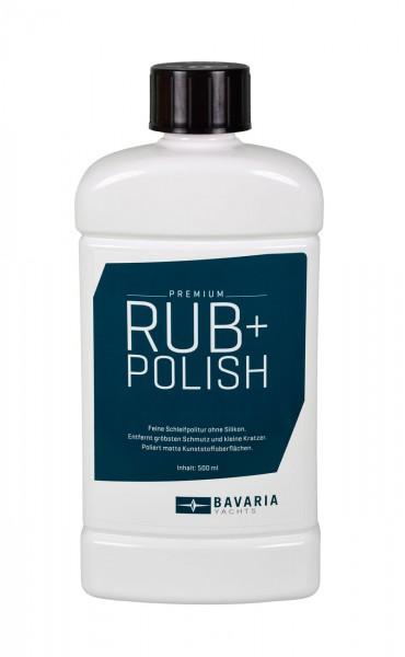 Bavaria Rub + Polish 500ml