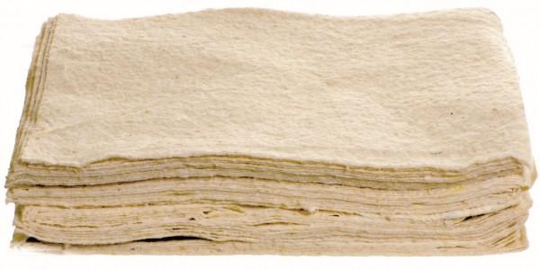 Polier und Putztuch weiß 40 x 40 cm
