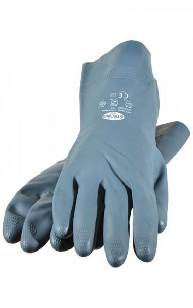 Paar Latex Neopren Handschuhe Chemikalienbeständig