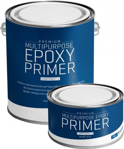 Bavaria Premium Epoxy Primer Grau 2,5 Liter