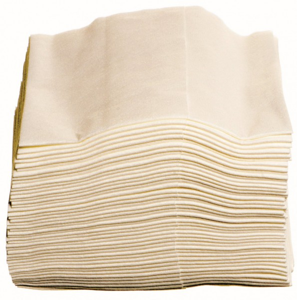 Viscose Polishing Cloth 38 x 35 cm 40 Cloths