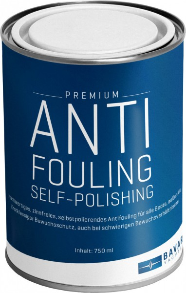 Bavaria Premium Antifouling Self-Polishing 750 ml