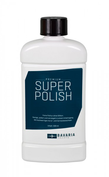 Bavaria Boat Super Polish 500ml